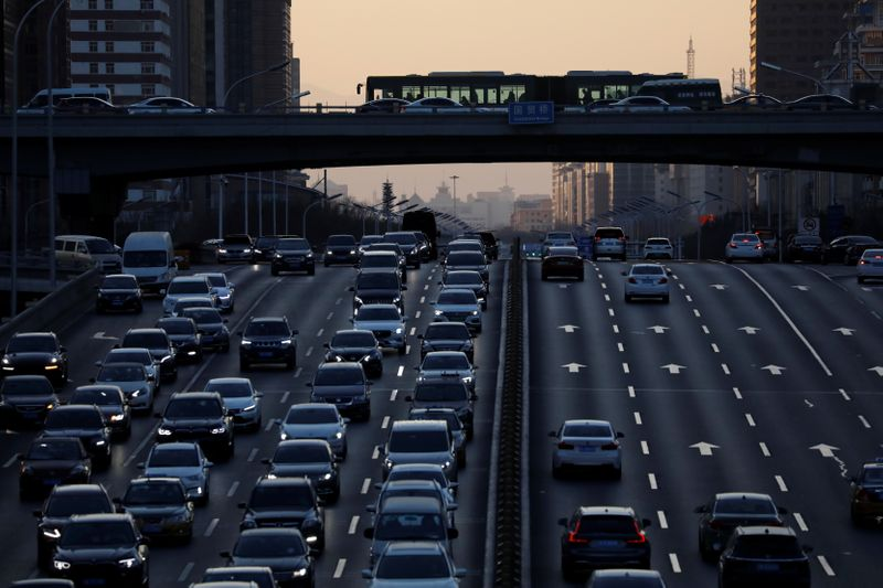 China's auto sales likely to fall 16% in June, trade body says By Reuters