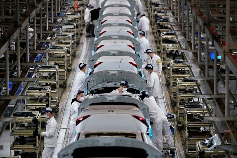 Honda, Nissan saw China sales tumble in June
