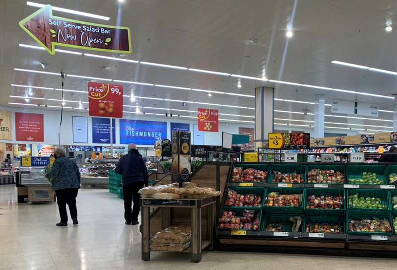 British farmers union encouraged by pledges from Morrisons suitor