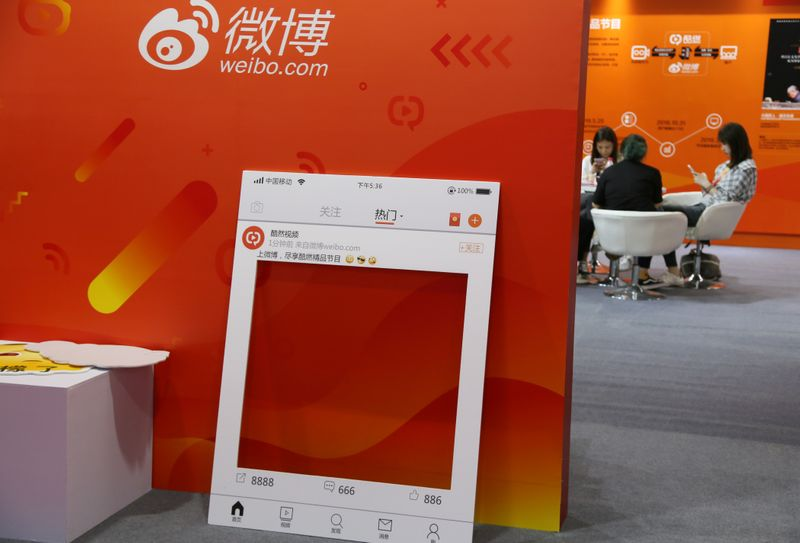 Exclusive-Weibo chairman and state firm plan to take China's Twitter private -sources