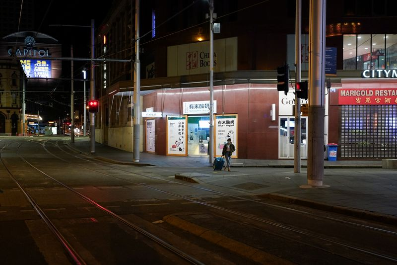 Sydney COVID-19 lockdown extended in bid to quash 'game-changer' Delta variant