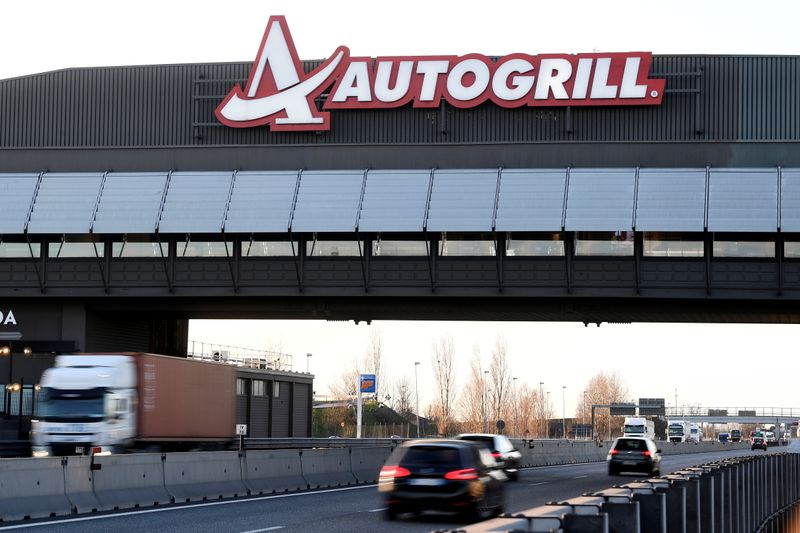 Italy's Autogrill dismisses Dufry tie-up report