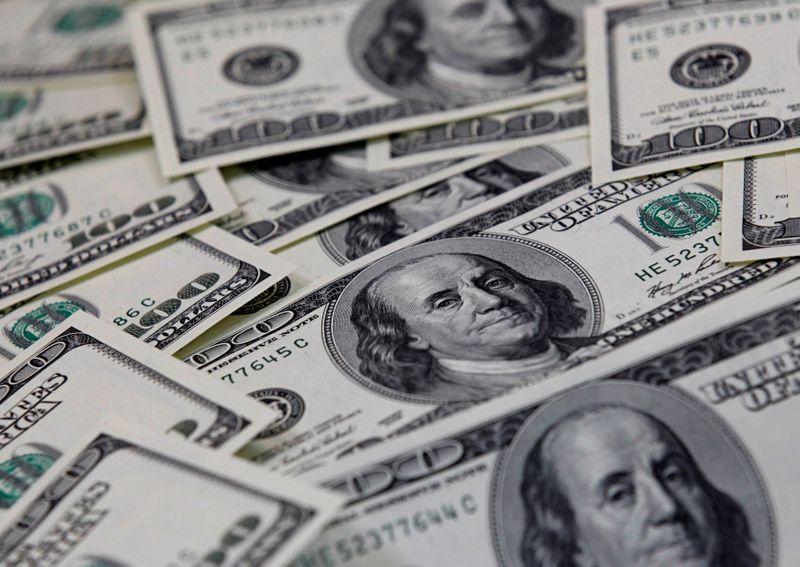Surging US Treasuries drop benchmark 10-year yield to 1.3%