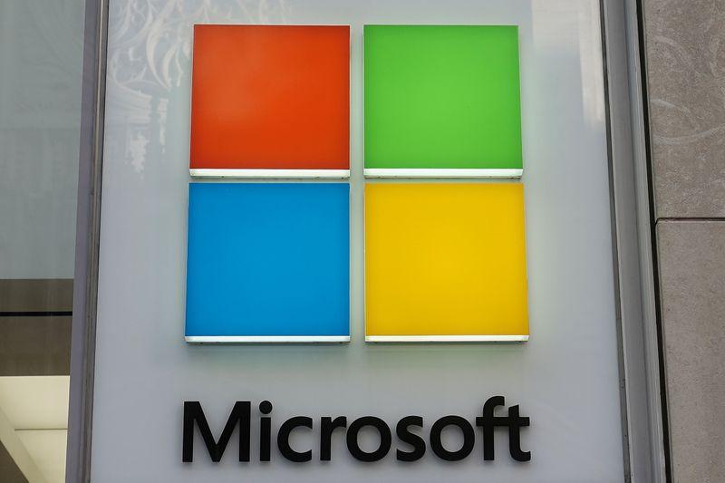 أسهم مايكروسوفت تسجل مستوى قياسيا مرتفعا لرابع جلسة على التوالي