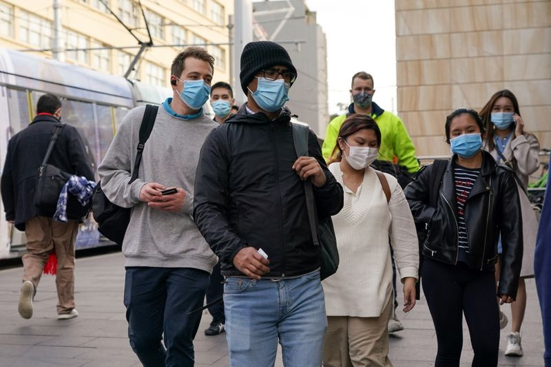 Two weeks into lockdown, Sydney has its worst day for virus cases this year