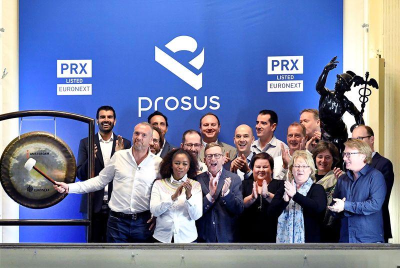 Europe's SoftBank Prosus plays long game to shrink value gap