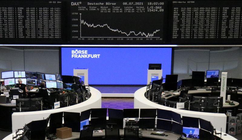 الأسهم الأوروبية تهبط في أسوأ جلسة في شهرين مع صعود سوق السندات