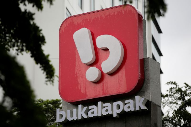 Indonesia's Bukalapak kicks off $1.1 billion IPO, biggest in over a decade