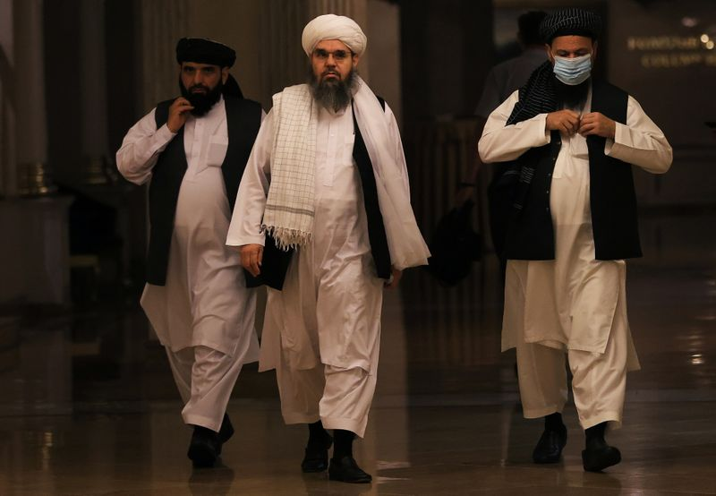 Taliban say they control 85% of Afghanistan, humanitarian concerns mount