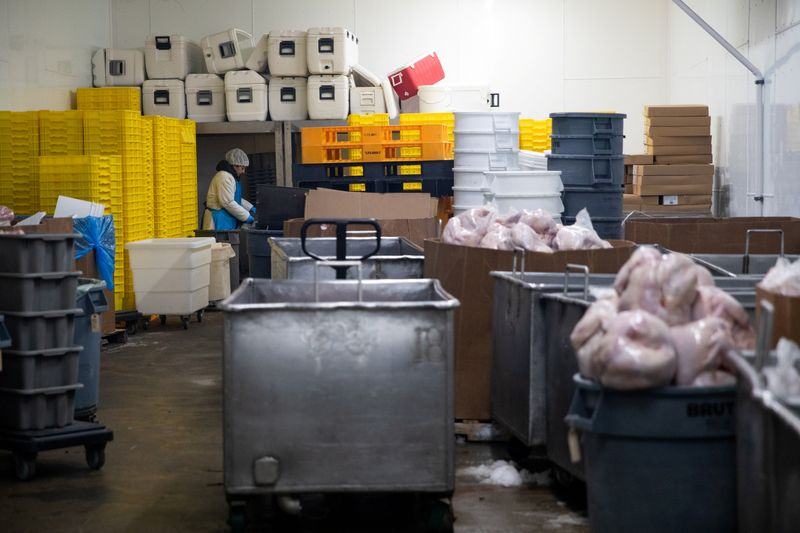 U.S. pledges $500 million to increase meat processing capacity