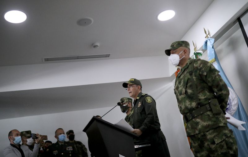 Why were Colombian ex-soldiers in Haiti? Experts say they are popular mercenaries