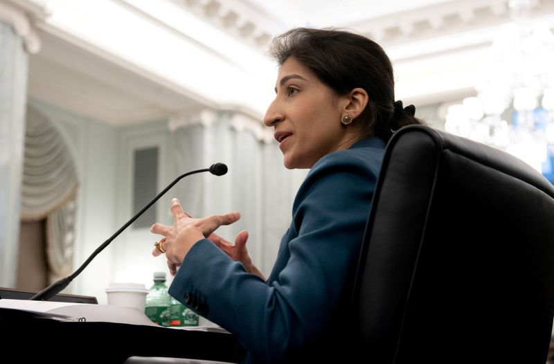 U.S. FTC, Justice Dept to review merger guidelines to determine if 'overly permissive'