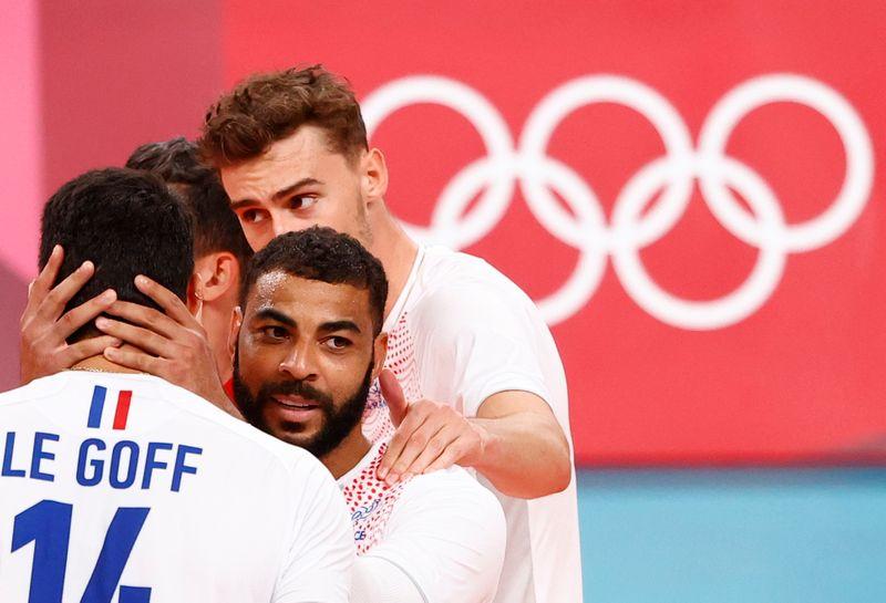 La France battue par le brésil mais qualifiée pour les quarts