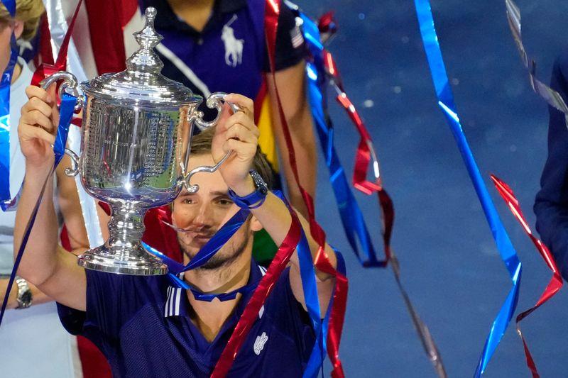 Medvedev sacré à l'US Open