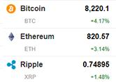 Crypto-monnaies principales